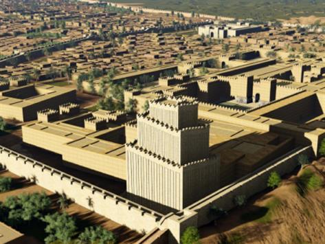 """المعمار الذي أعاد """"بناء"""" بلاد الرافدين: قيس يعقوب يتحدّى هولاكو... بلأبعاد الثلاثة"""