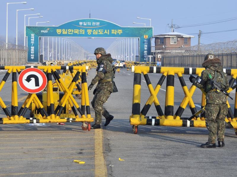 خطوة سيول ستُفقد 55 ألف عامل كوري شمالي وظائفهم (ويكيليكس فوروم)