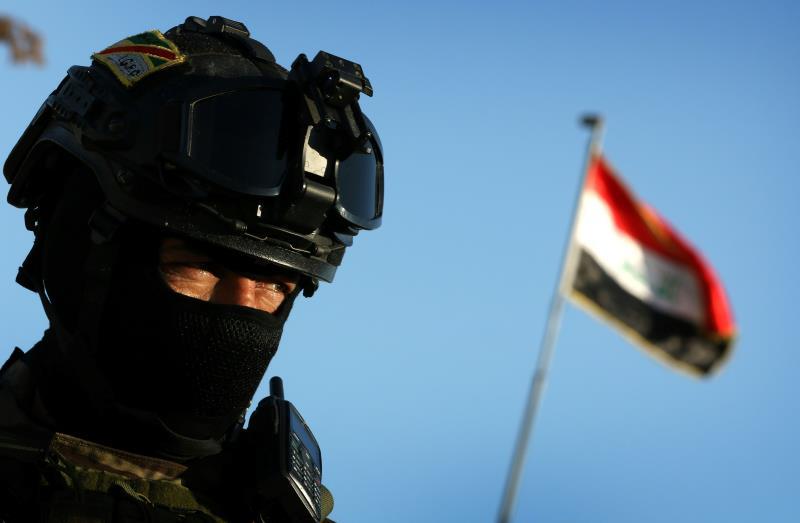 """يأتي الإعلان تزامناً مع أنباء عن عزم قوات أجنبية التدخل في معركة الموصل بذريعة """"حماية السد """""""