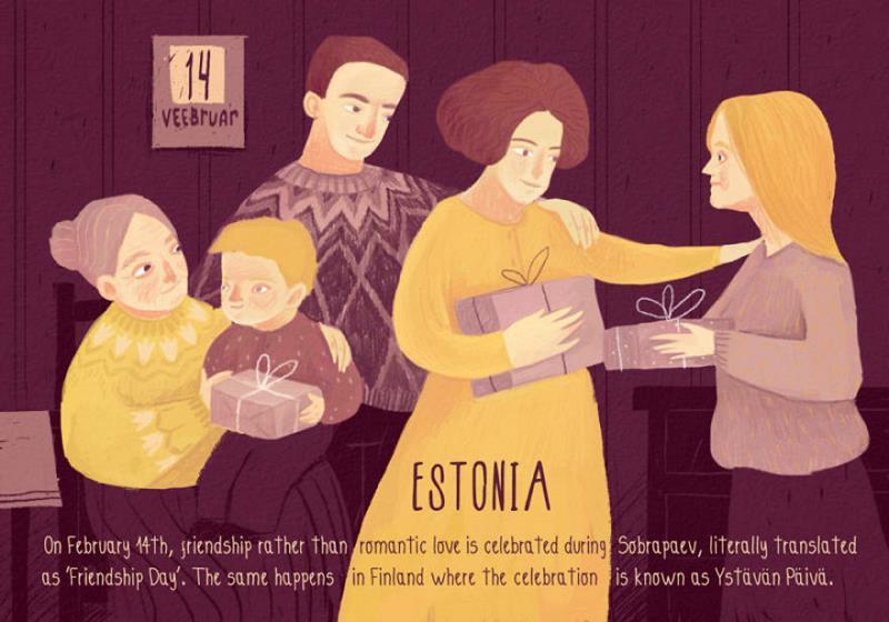 إستونيا وفنلنده