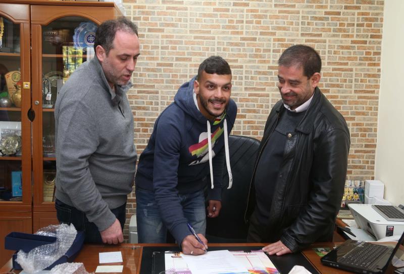 منصور يوقّع للعهد بحضور الرئيس تميم سليمان وأمين السر محمد عاصي
