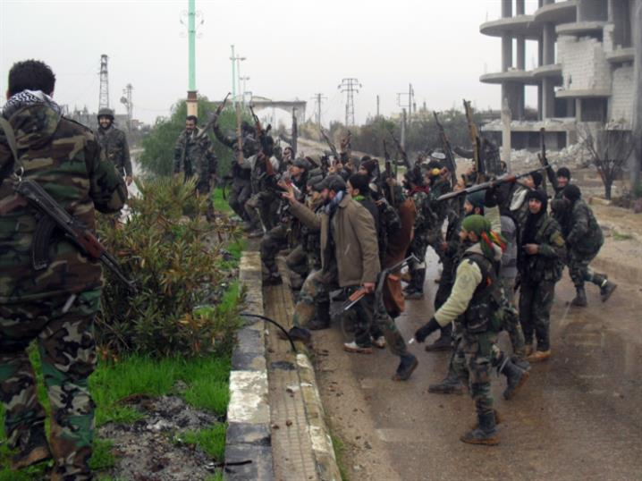 سيطر الجيش على قرية دوير الزيتون وعلى قسم كبير من قرية تل جبّين