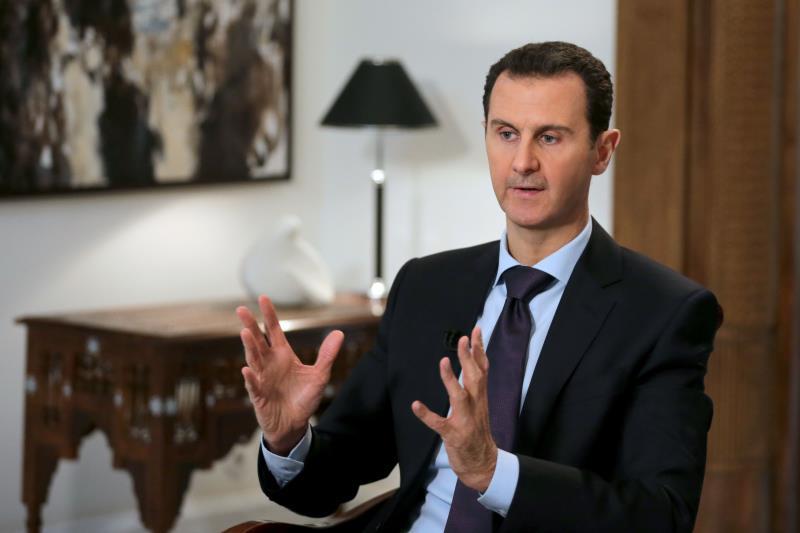 الأسد: السؤال هو كم من السنوات ستبقى تركيا والسعودية تدعمان الإرهاب