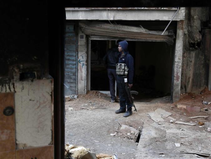 حلب: توسيع طوق الأمان لنبّل والزهراء