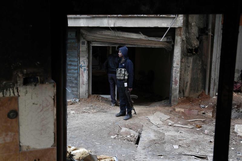 «داعش» ينتشر بمحاذاه الحدود ولديه 600 مقاتل