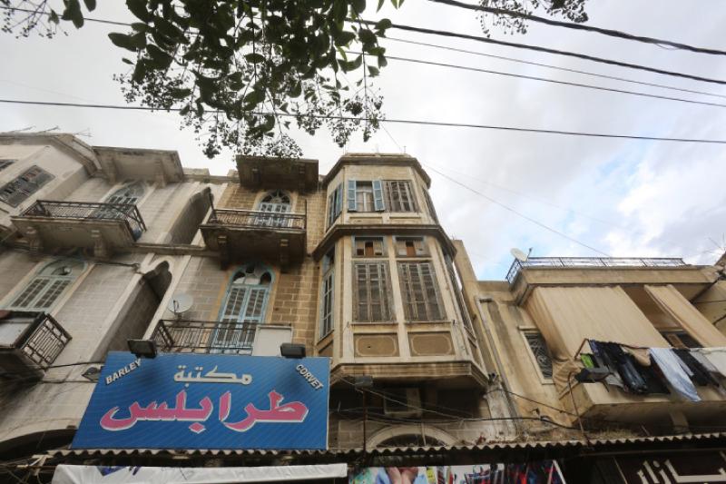 في طرابلس مبانٍ عديدة مصنّفة تاريخية لا يمكن السماح بهدمها