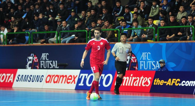 مشكلة فوتسال لبنان ابعد من فشل المنتخب فاللعبة اكتشفت موقعها الحقيقي على مستوى آسيا