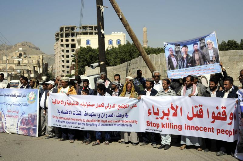 قتل 6000 مدني منذ بدء الحرب في 26 آذار الماضي