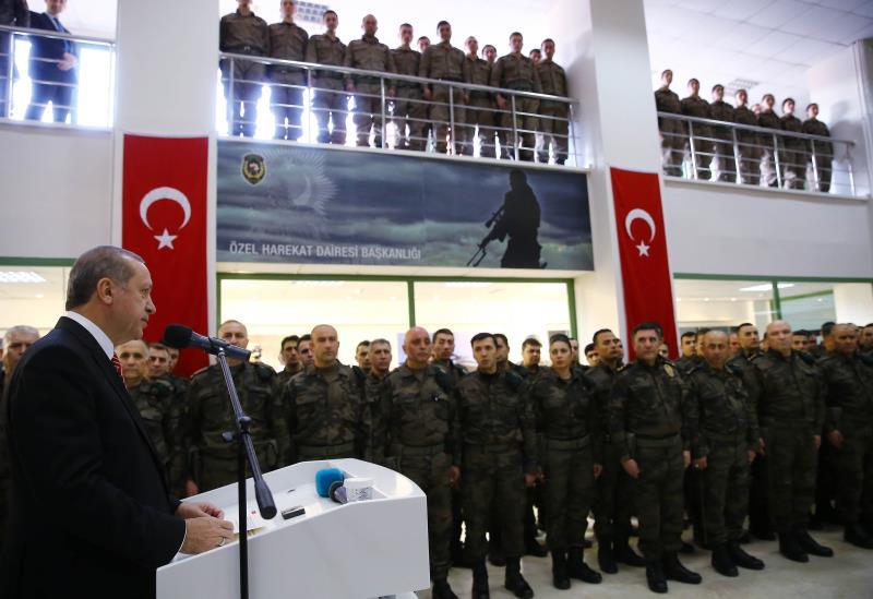 أمكن تركيا العثمانية وتركيا الحديثة السيطرة على