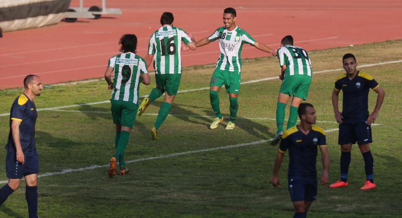 سجل ماتوس (28) عودته الى الانصار بهدفٍ امام طرابلس