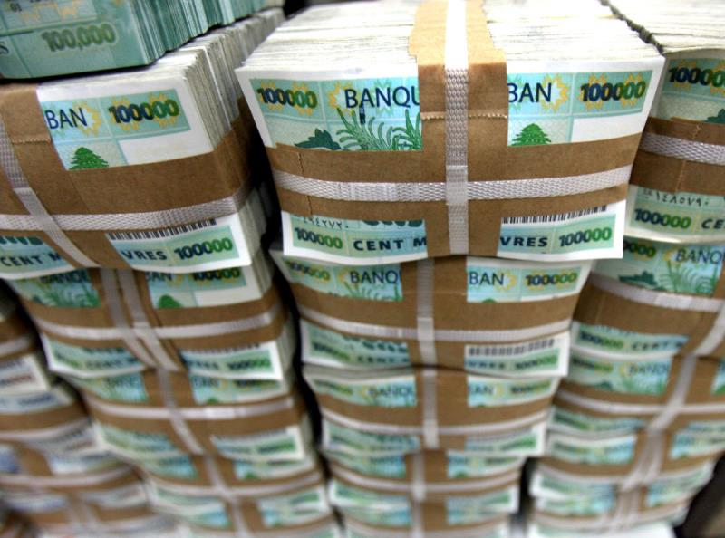 انكشاف القطاع المالي في لبنان على «دويتشه بنك» لا يزيد حجمه على 400 مليون دولار