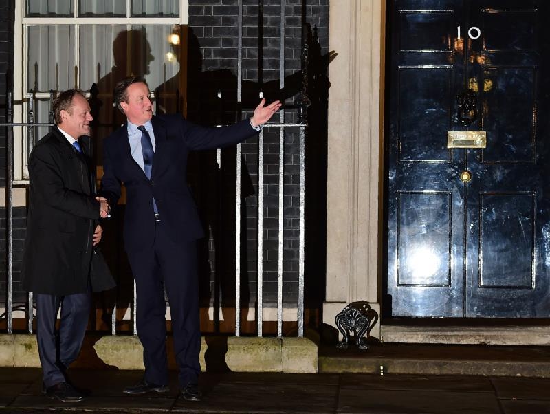 تطالب لندن بتطبيق «الفرامل» على المستويات الحالية للهجرة