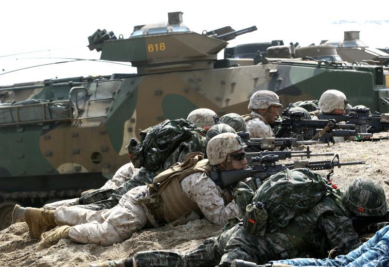 سيتضاعف عديد العسكريين الأميركيين المشاركين في المناورات 4 مرات (واشنطن تايمز)