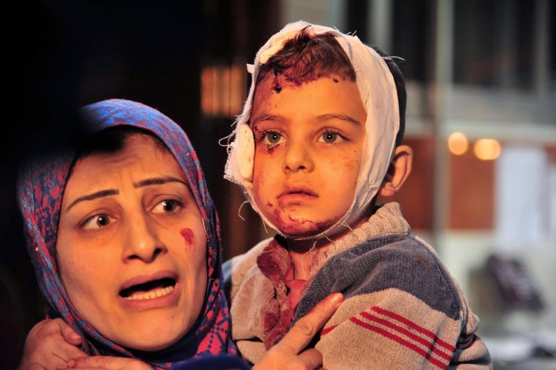 سيارات مفخخة وانتحاريون أدموا نهار السوريين أمس