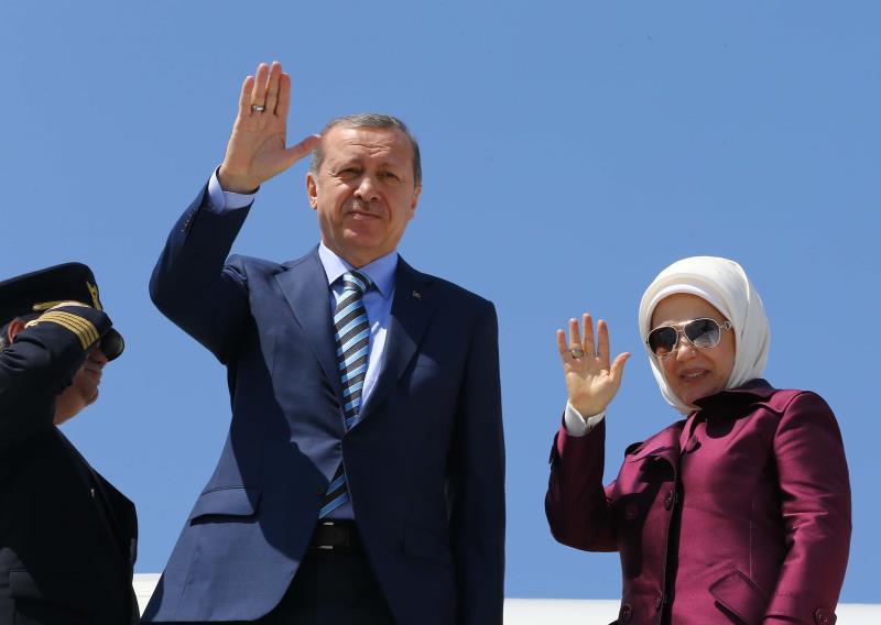 زار أردوغان الرياض ثلاث مرات خلال عام 2015