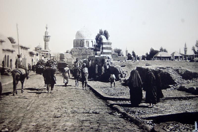 إنّها دمشق الثلاثينيات