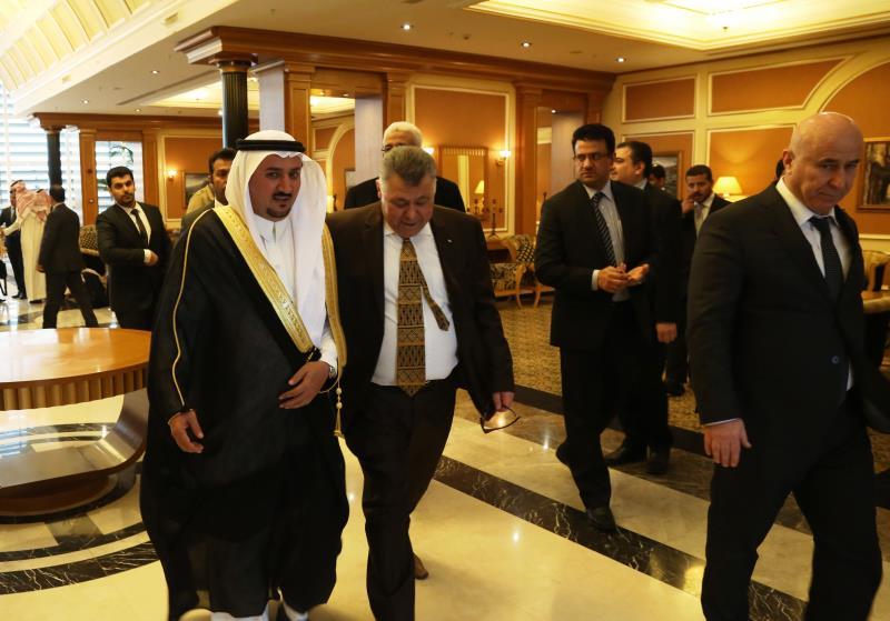 وصل أول قنصل سعودي إلى مدينة أربيل في إقليم شمال العراق