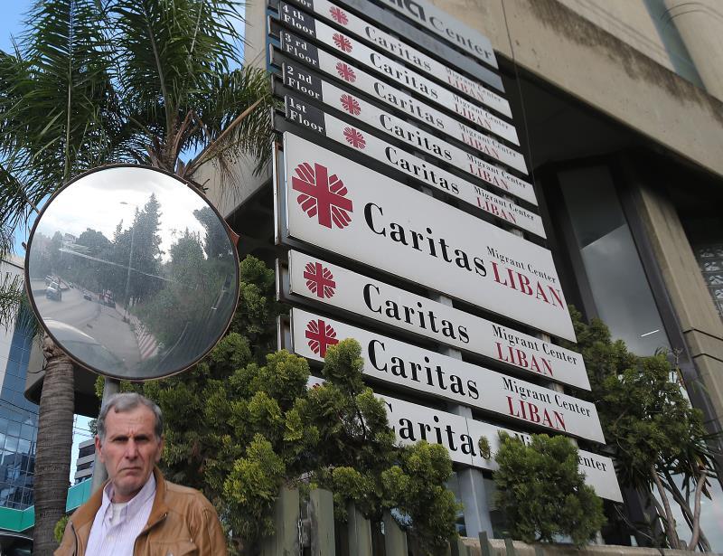 """تقدّم أعضاء في مكتب """"كاريتاس"""" باستقالاتهم بسبب شبهات فساد في مركز الأجانب ومركز Hope"""