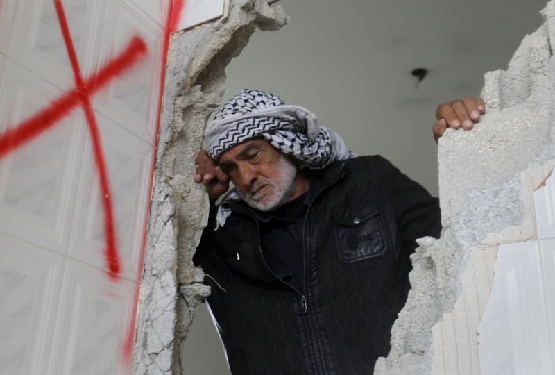 لم توقف إسرائيل هدم بيوت الفلسطينيين وكررت ذلك أمس في الخليل