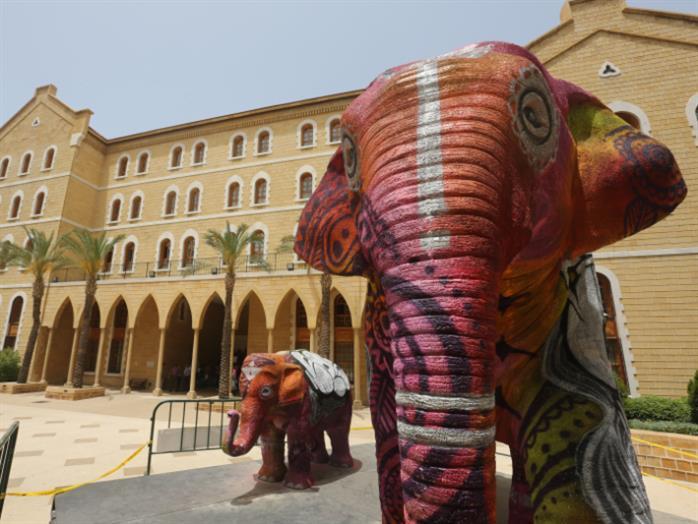 الجامعة الأميركية في بيروت ونصف الكأس الملآن
