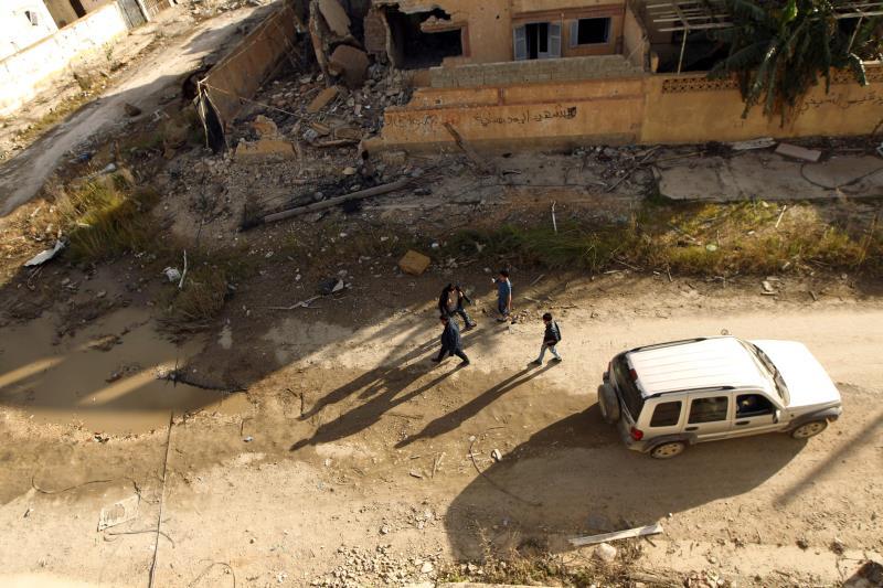 ألقت حكومة طرابلس القبض على أمير «داعش» لمدينة صبراتة مع اثنين من مساعديه