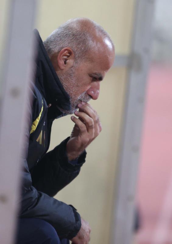 خرج حمود مجروحاً من نادي العهد للمرة الثانية