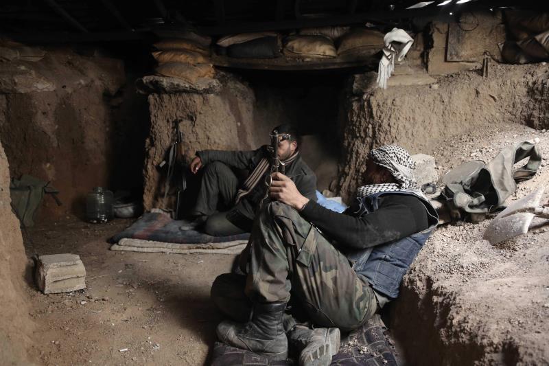 الهدنة المعلنة في سوريا دخلت حيّز التنفيذ، وسط توقعات بأرجحية خرقها