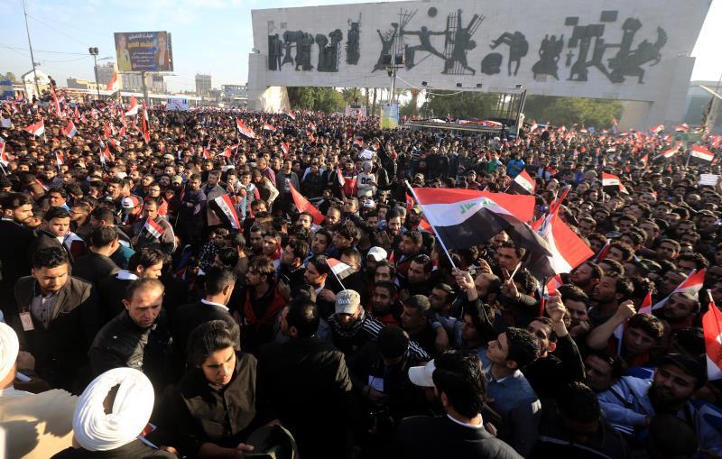 أكد الصدر أن أي مسؤول في الحكومة العراقية لا يمثله بعد اليوم بل يمثل نفسه