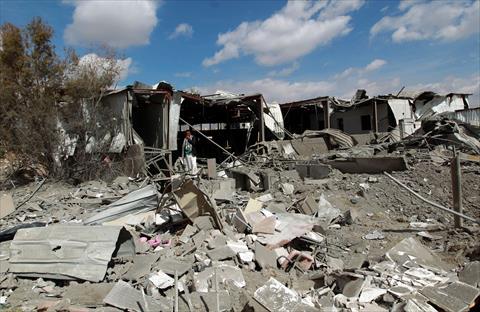 مزيد من الشهداء والجرحى في الغارات المتواصلة على اليمن
