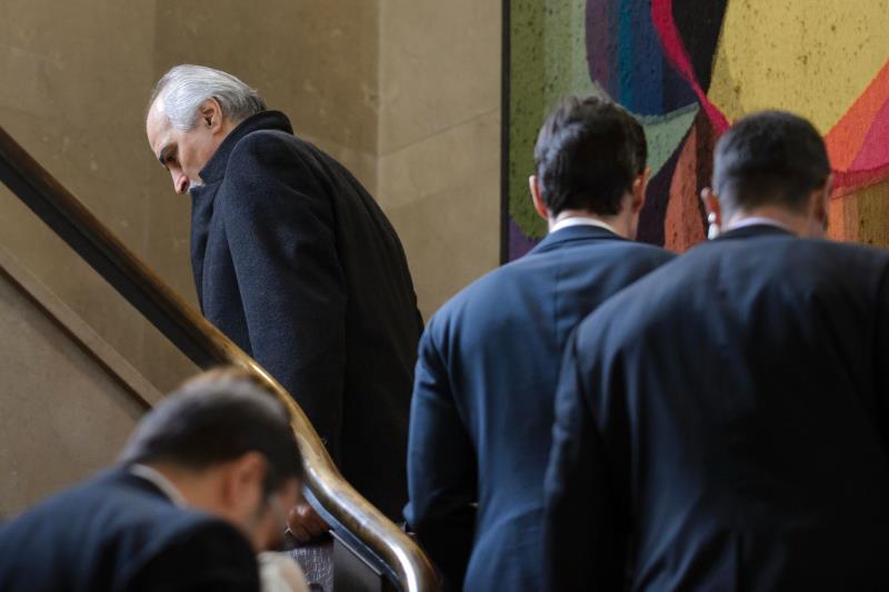 الجعفري: من السابق لأوانه إجراء محادثات غير مباشرة مع المعارضة