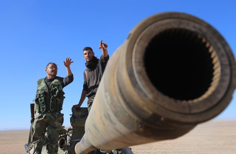 نجح الجيش السوري وحلفاؤه أمس بفك حصار دام 3 سنوات ونصف سنة عن نبل والزهراء