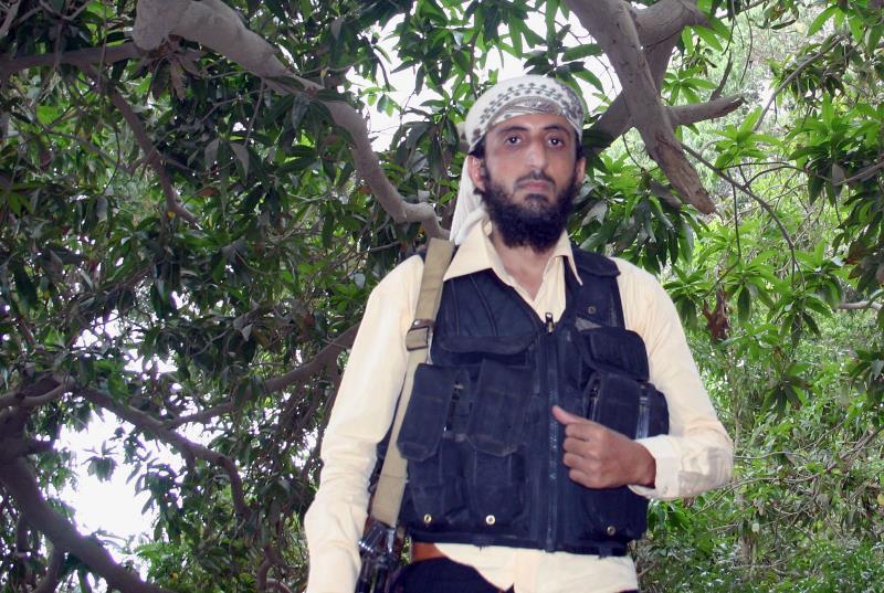 """عيّن جلال بلعيدي عام 2011 أميراً لولاية أبين """"الإسلامية"""""""