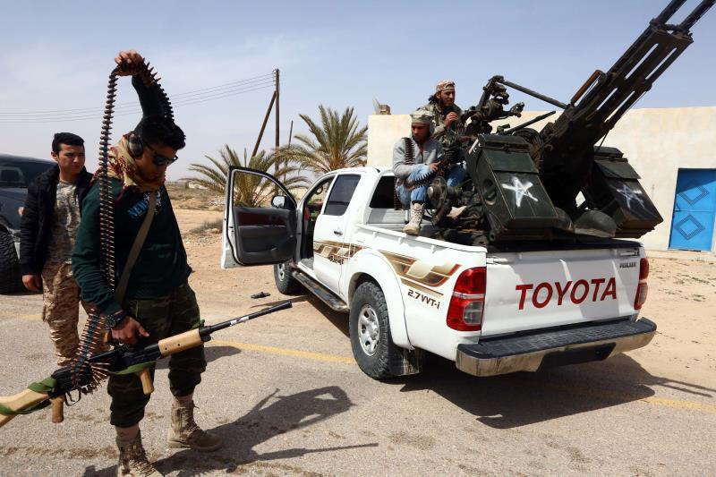 سيقسم التدخل الدولي الليبيين بين مؤيد ومعارض، إلى جانب ارتفاع رصيد العداء للغرب من قبلهم
