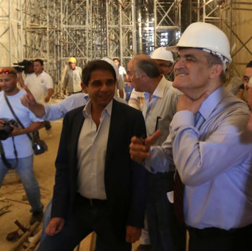 رئيس بلدية بيروت بلال حمد يستغلّ سلطته للحصول على عقود لمصلحة مكتبه الخاص