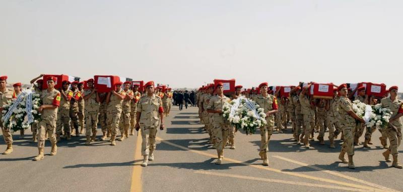 الوضع الميداني المستجد يظهر استعادة «ولاية سيناء» زمام السيطرة