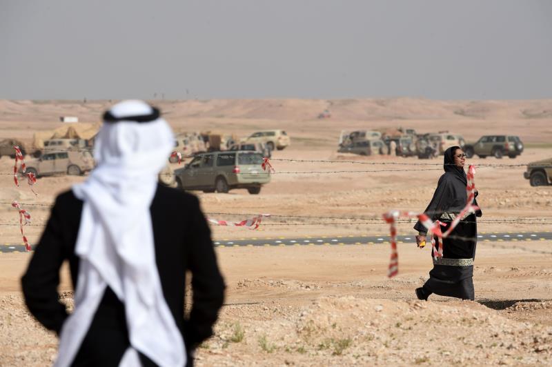 في السعودية الحريات السياسية والشخصية محظورة