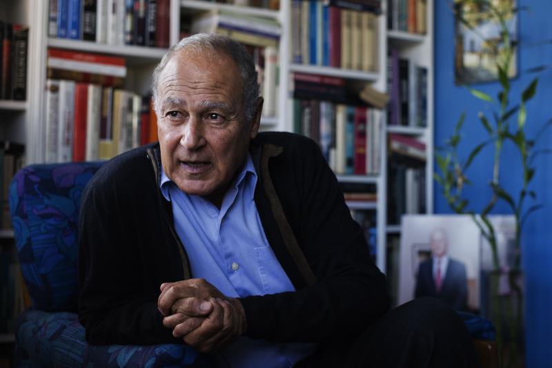 أعلنت مصر تمسّكها بأحمد أبو الغيط باعتباره «المرشح الأفضل»
