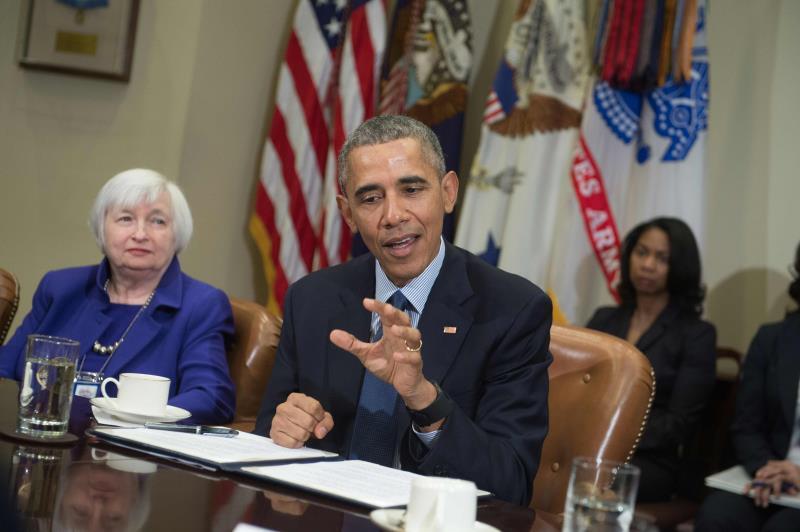 """أوباما لبوتين: أَجبِر الأسد على التخلص من """"الكيميائي"""" نُلغِ الحاجة إلى عمل عسكري"""