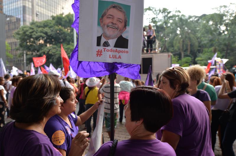 لولا دا سيلفا: إن اعتقلوني فسأصبح بطلاً، وإن تركوني فسأكون رئيساً