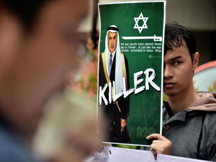 التقاطع السعودي مع «داعش»