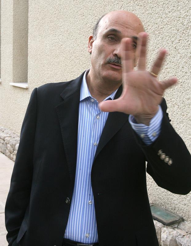 يرى جعجع في الانتخابات البلدية فرصة لضرب المشروع الحريريّ