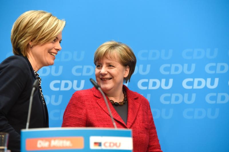 تمثلت الانتكاسة لميركل بالتقدم الذي حققه حزب «البديل من أجل ألمانيا»