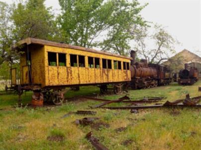 ماذا لو كان لدينا قطار؟