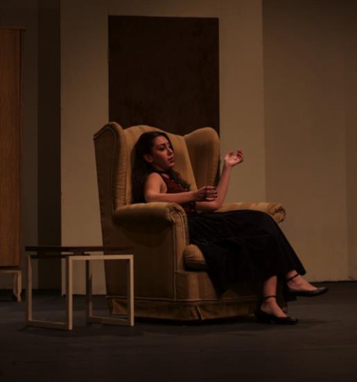 لعبت هبة نجم هبة دور «إيزيدور»