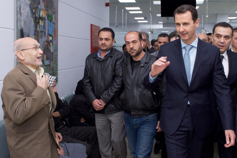 الاتصال بين بوتين والأسد جرى قبل مؤتمر المعلم لا بعده