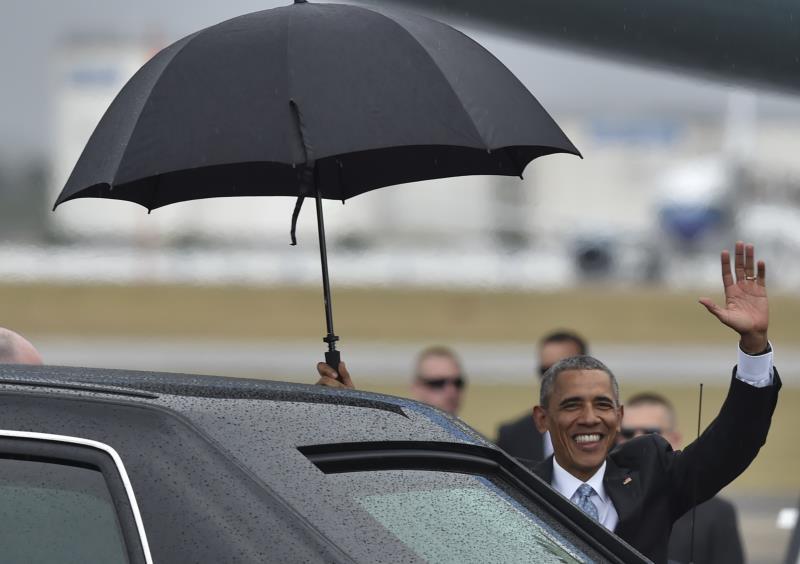 بعد زيارة كوبا، سيتوجه اوباما إلى الأرجنتين (أ ف ب)