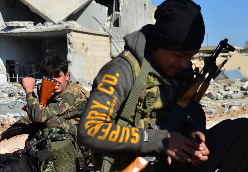 تحضر في درعا والقنيطرة عشرات المجموعات المحليّة