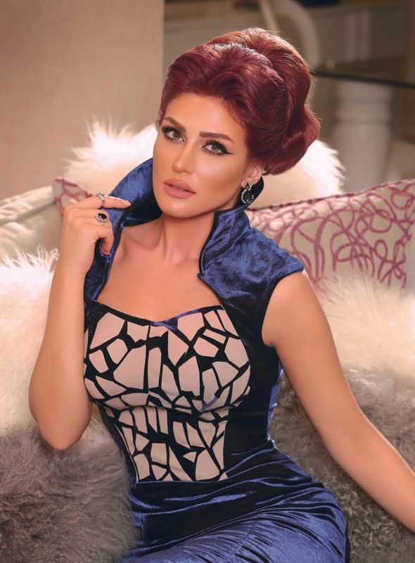 ارتبطت هبة نور بابن رجل أعمال سوري شهير يقيم في دبي