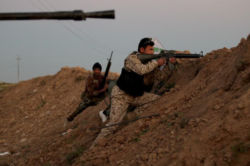 """جدد النجيفي رفضه مشاركة """"الحشد الشعبي"""" في معركة تحرير الموصل"""