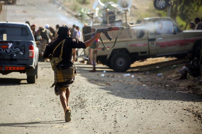 تواصلت المواجهات المسلحة في شبوة بعد هجوم جديد لقوات هادي في بيحان